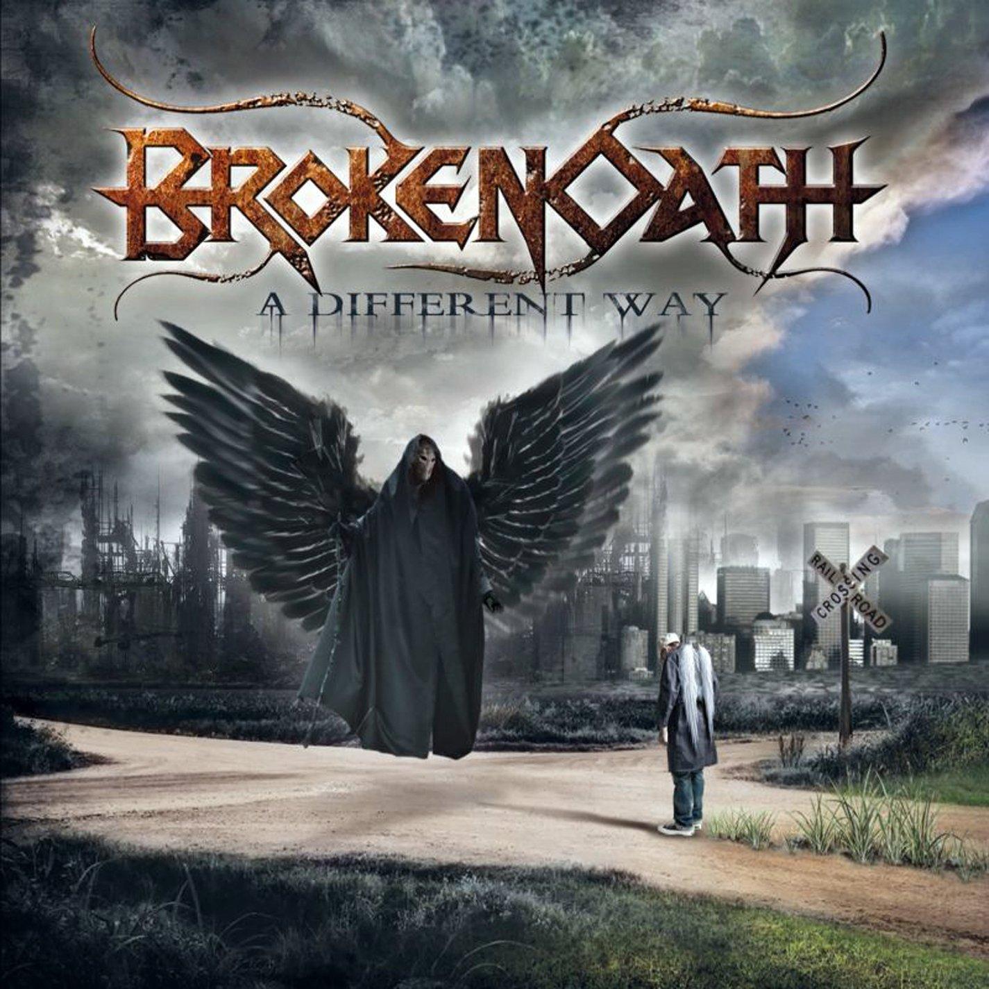 CD : Broken Oath - A Different Way (CD)