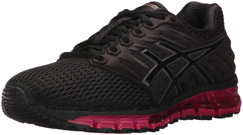ASICS Women's Gel-Quantum 180 2 Running Shoe Pink B01N070C1W 7.5 B(M) US|Black/Black/Cosmo Pink Shoe af563d