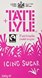 Tate and Lyle Fairtrade Icing Sugar 500 G (Pack of 10)