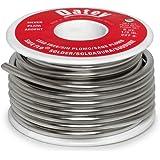 Oatey 29024 Safe Flo 0.117-Inch ga. Bulk, Silver, 1/2 lb.