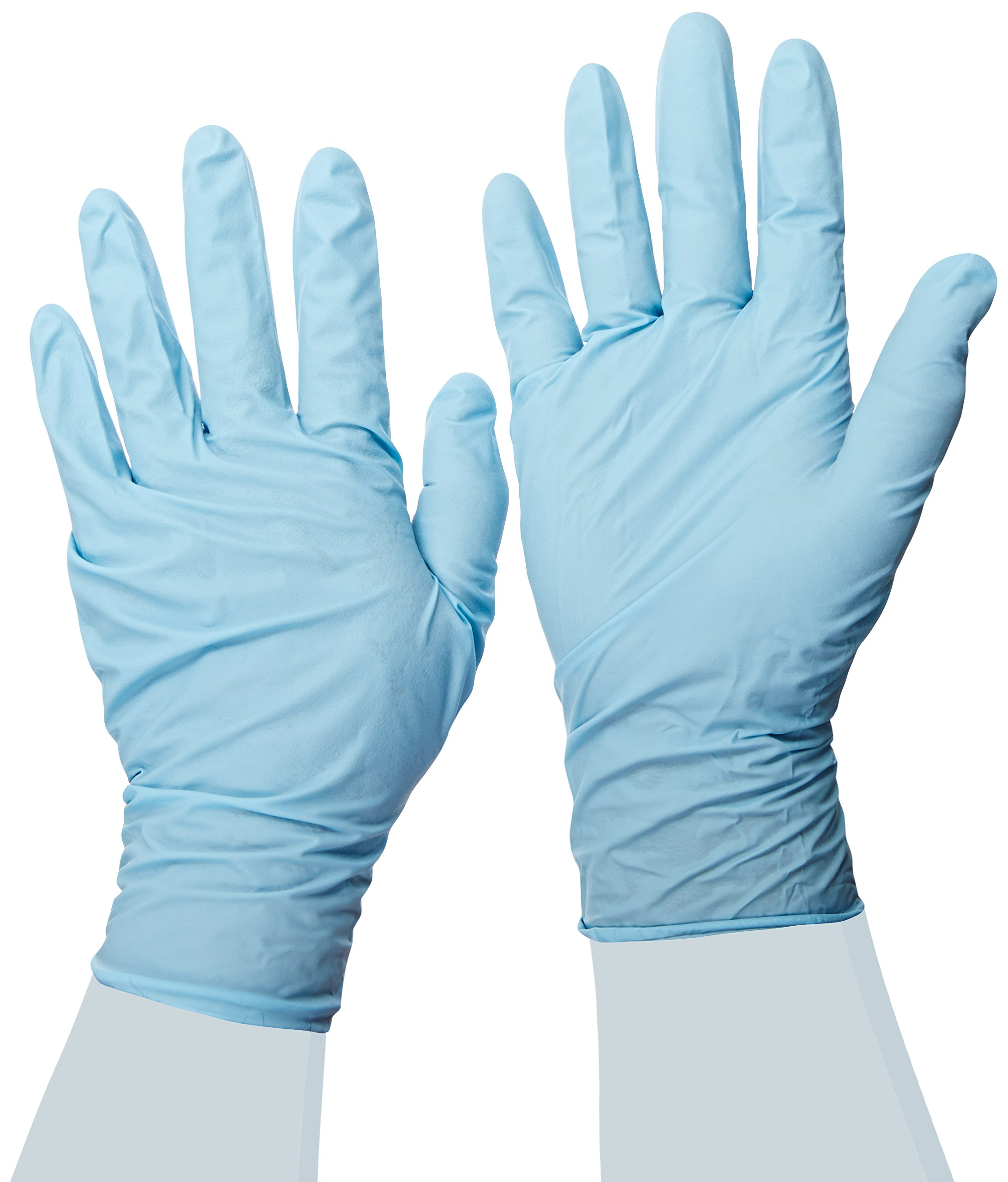 High Five Integra EC N874 Series N87 Nitrile Exam Glove, X-Large (Case of 10)
