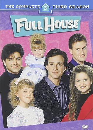 Amazon.com: Full House: Season 3: John Stamos, Bob Saget, Dave ...
