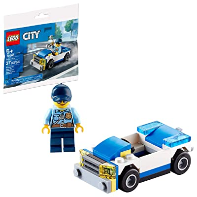 LEGO City Police Car 30366: Toys & Games
