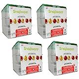 Snapware Snap 'N Stack 12 X 12-inch 3 Tier Seasonal Ornament Keeper