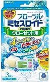 フローラルミセスロイド クローゼット用 ホワイトアロマソープの香り 3個入