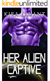 Her Alien Captive (Vaulka's Bounties Book 1)