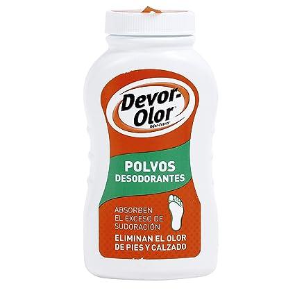Devor-Olor Polvos, Desodorante Pies
