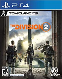 Amazoncom Tom Clancys The Division 2 Playstation 4