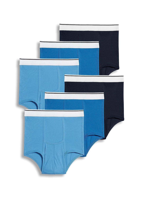 Jockey Men's Underwear Pouch Brief - 6 Pack