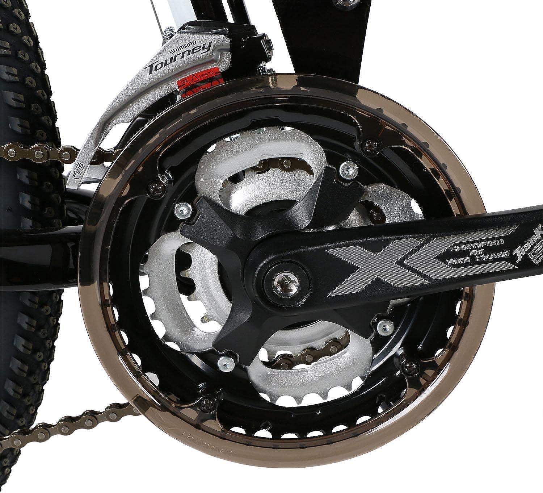 Teamyy Bicicleta Plegable de Energía Eléctrica de montaña con ...