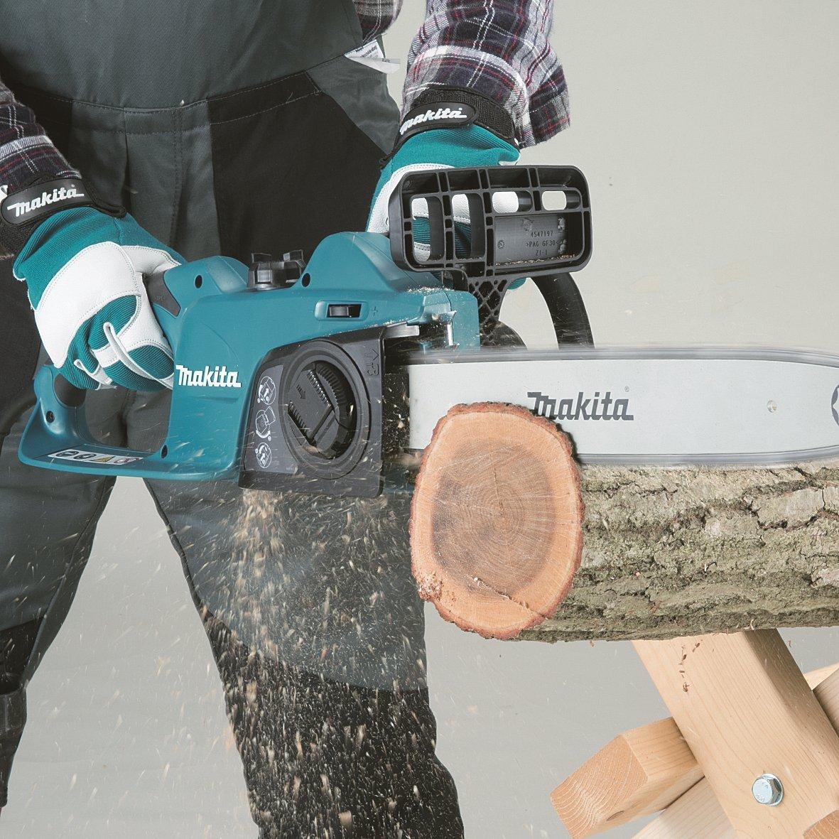 Makita uc3541a 240v electric chainsaw 35cm 1800w amazon diy makita uc3541a 240v electric chainsaw 35cm 1800w amazon diy tools greentooth Choice Image