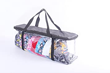 Amazon.com: Bolsa para guardar gorras (negra) [Hogar] de ...
