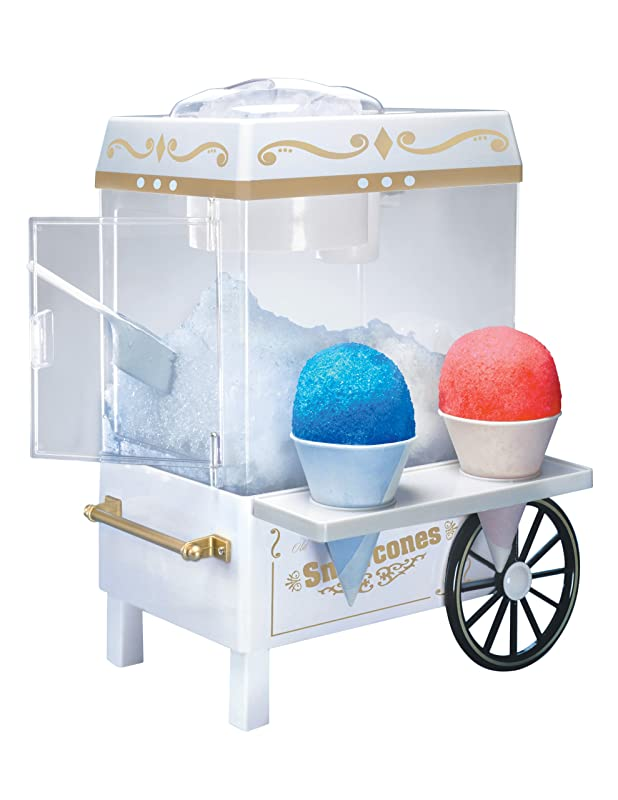 Nostalgia SCM502 Vintage Collection Snow Cone Maker Review