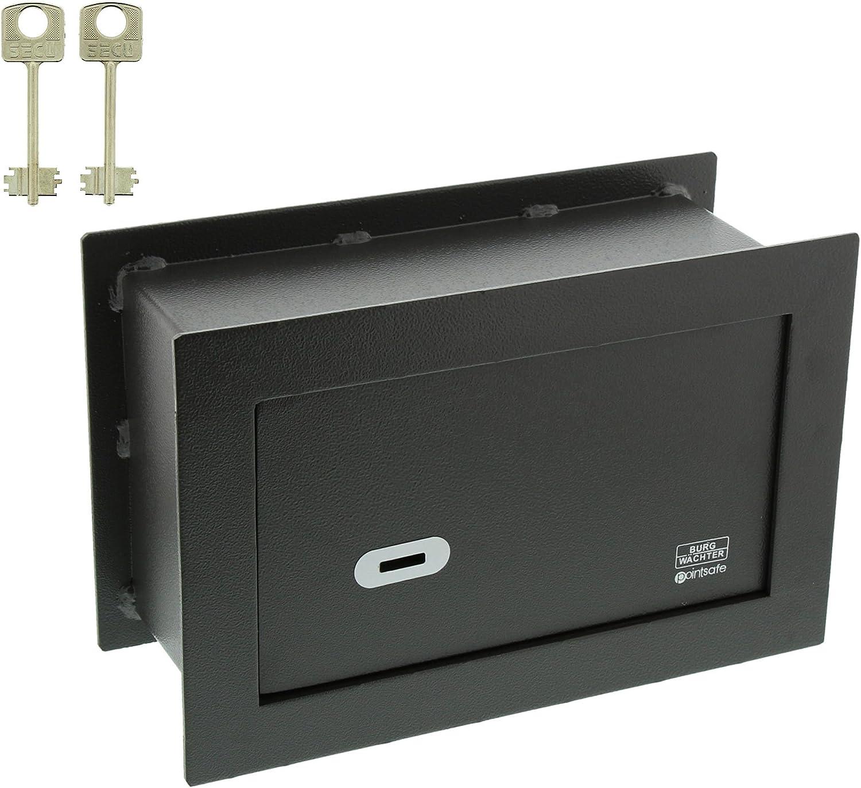 Burg-W/ächter PointSafe P 2 S Cassaforte a Mobile Nero