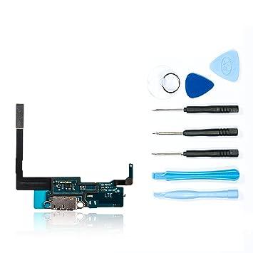teparto USB Puerto de carga para Samsung Galaxy Note 3 – SM-N9005 – con Juego de herramientas