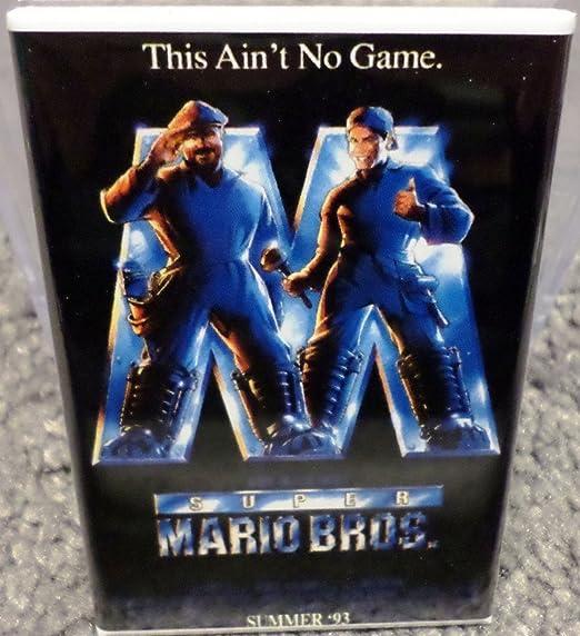 Amazon Com Super Mario Bros Movie Poster 2 X 3 Refrigerator