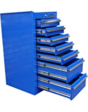 US PRO TOOL CHEST CABINET TOOL BOX BLUE SIDE CABINET HANG ON LOCKER