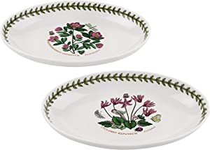 Portmeirion Botanic Garden Set of 2 Oval Dishes