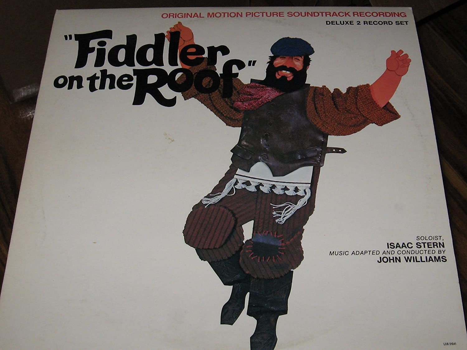 Fiddler In Under blast sales stock on the Roof Original Deluxe Record Soundtrack Set 2