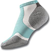 Thorlos Experia Unisex-Adult's Thin Padded Running Low Cut Socks