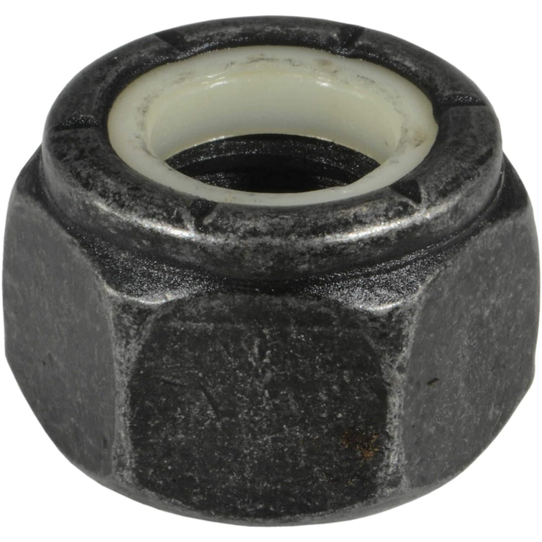 9//16-12 Hard-to-Find Fastener 014973393397 Coarse Nylon Insert Lock Nuts Piece-82 Midwest Fastener Corp