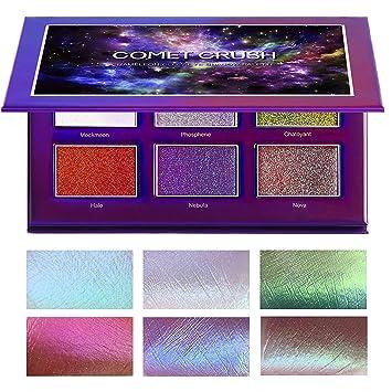 3b35d4fa6d96b SYZYGY Eyeshadow Palette, Duochrome Highlighter Eye Makeup Palette,...