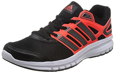 sports shoes d7b06 032be adidas Duramo 6 Mens Running SneakersShoes-Black-7.5