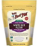 Bob's Red Mill Organic White Rice Flour (24 OZ (Pack - 1)