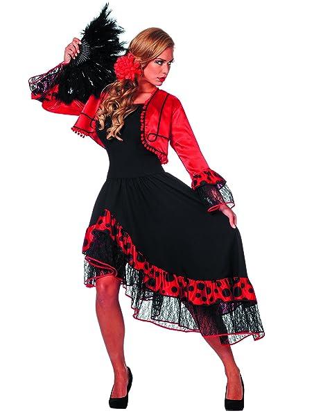 Spagnola E Da Amazon Large it Donna Giochi Costume Lusso Ballerina RZqxWw5O