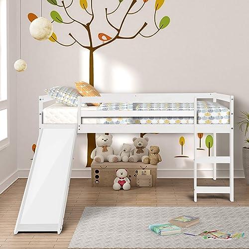 P PURLOVE Loft Bed