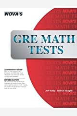 GRE Math Tests Kindle Edition