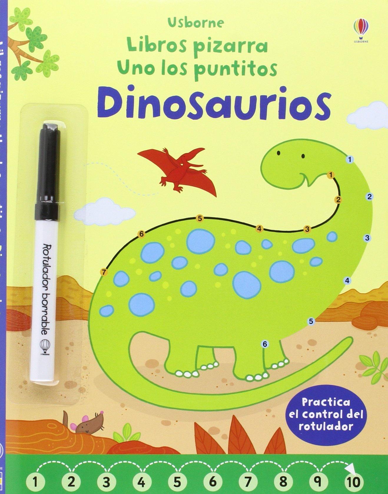 DINOSAURIOS LIBRO PIZARRA: KATRINA FEARN: 9781474908948 ...