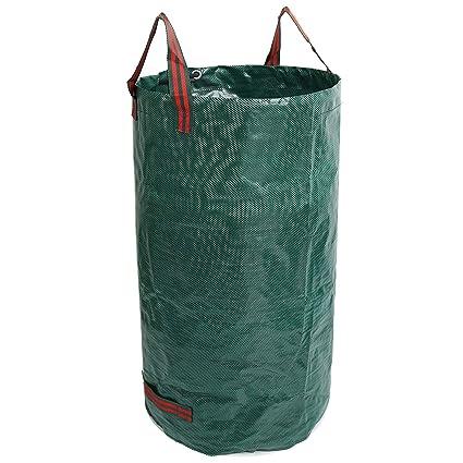Amazon.com: Paquete de 3 bolsas de 32 galones para hojas de ...