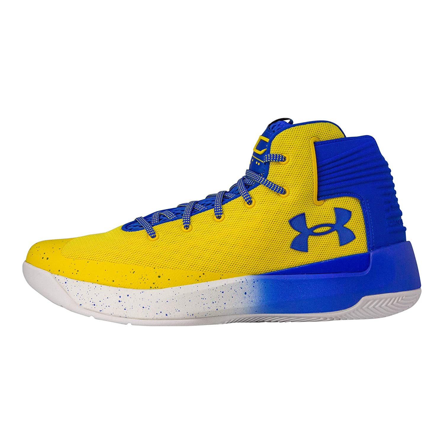 Under Armour Mens Curry 3 Basketball Shoes