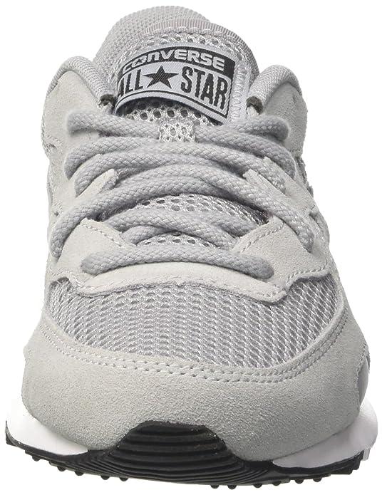 Converse 84 Thunderbolt Ox Mesh/Suede, Sneaker a Collo Basso Uomo, Grigio (Wolf Grey/W.Grey/White), 38.5 EU