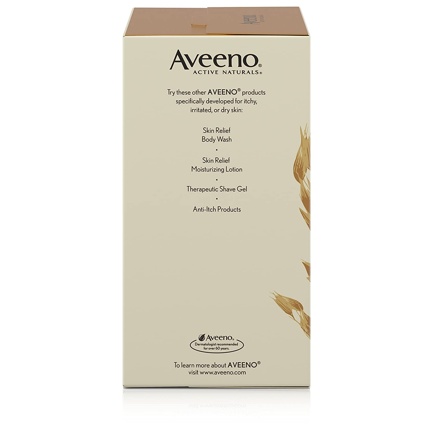amazon com aveeno soothing bath treatment for itchy irritated