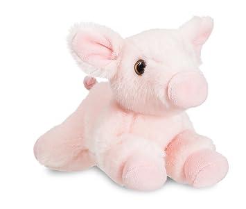 Aurora Cerdo de peluche, colección Luv to Cuddle, 20 cm, color rosa (