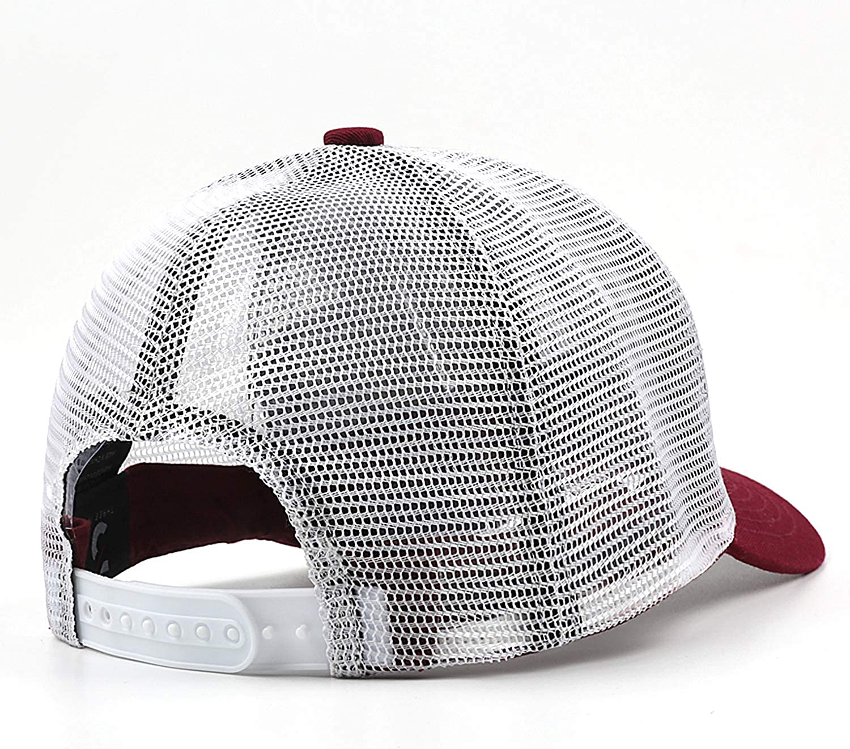 POIUPA Komatsu Logo Review Baseball Cap One Size High Bun Hat