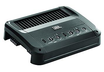 JBL GTO-804EZ 4.0 Coche Alámbrico Negro - Amplificador de audio (4.0 canales,