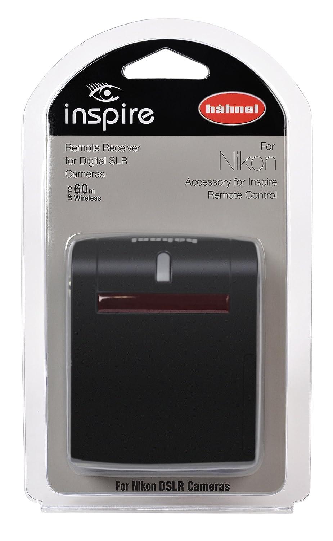 Hähnel Rec_inspireNik - Receptor Adicional para Inspire Nikon ++: ...