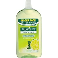 Palmolive Foaming Antibacterial Hand Wash Soap Lime & Mint Refill & Save Kills 99.9% of Germs Dermatologically Tested…