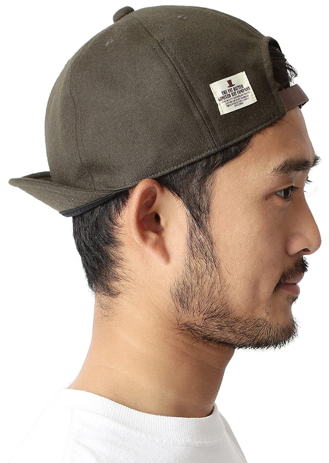 Mighty Shine×BEAMS / 別注 BRIDGE CAP 画像1