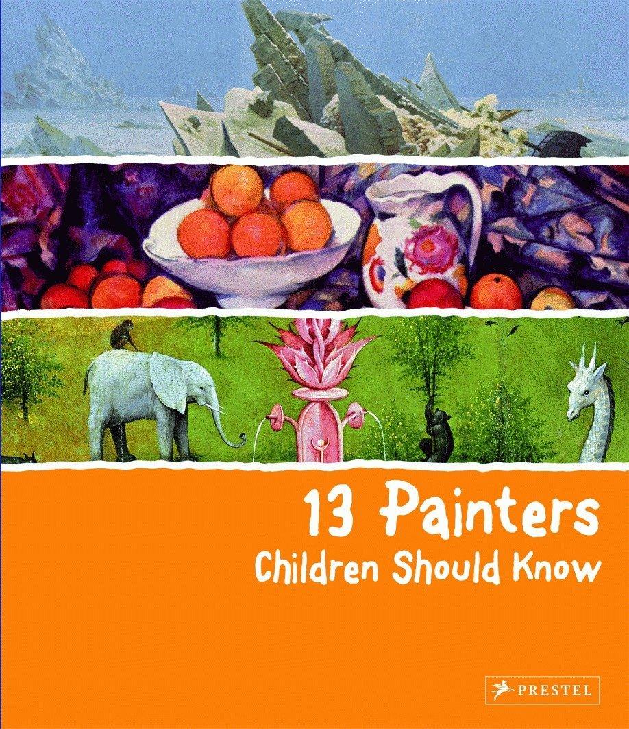 13 Painters Children Should Know