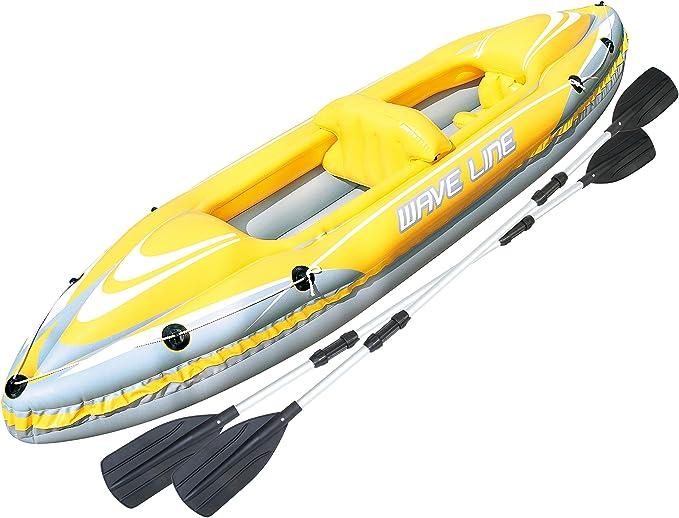 Imaginarium- Piragua Hinchable para Dos Personas, Pro-Sport Kayak ...