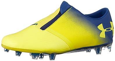 8ce20147d08a9 Under Armour Spotlight FG, Chaussures de Football Homme, Gelb Blau, 40 EU