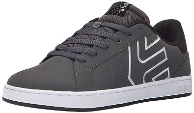 Etnies Fader 2, Chaussures de Skateboard Homme, Gris (Dark Grey/Black/White 029), 47 EU