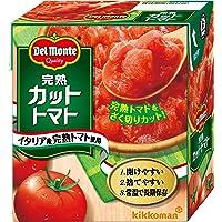 キッコーマン食品 完熟カットトマト 340g ×12個