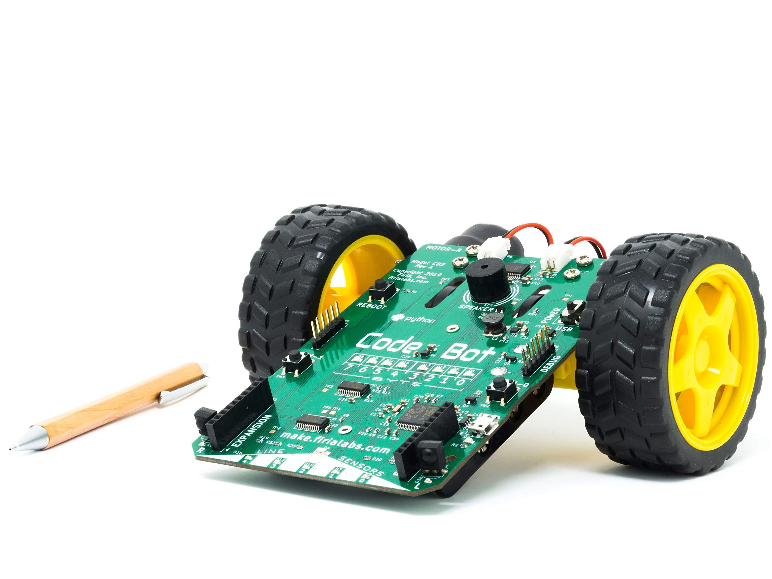 Robot Educativo para armar y programar Python Firya