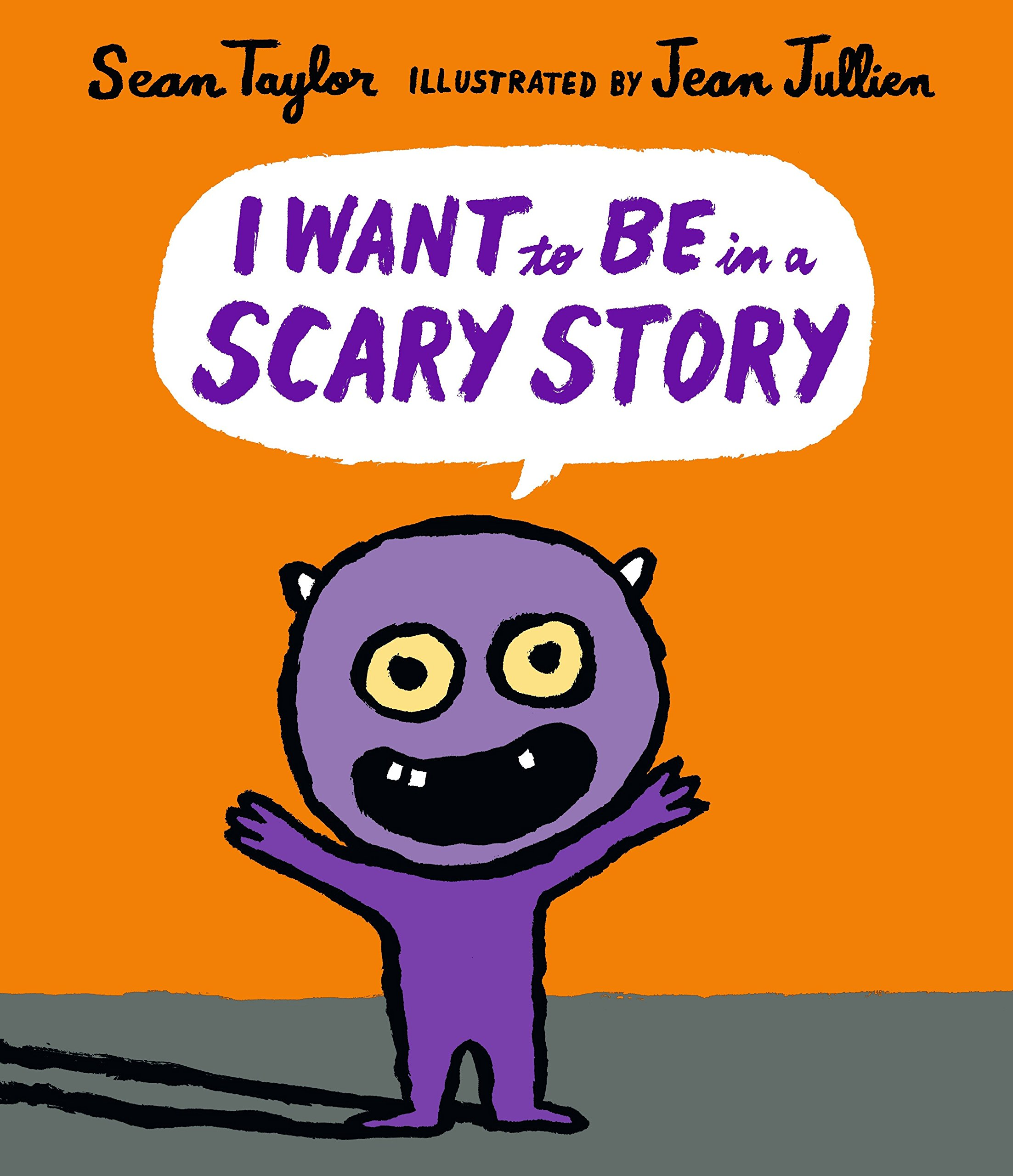 Read Online I Want To Be in a Scary Story pdf