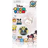Tsum Tsum Disney Mini Figures (Pack of 2, Multi-Colour)
